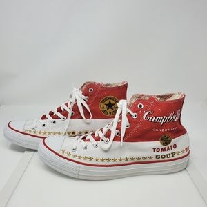 Converse Shoes - Converse Andy Warhol Shoes